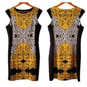 ILE New York Women's Cap Sleeve Bodycon Dress 8